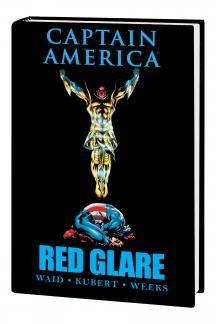 Captain America: Red Glare (Hardcover)