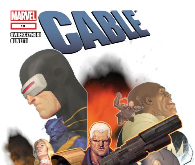 Cable (2008) #10
