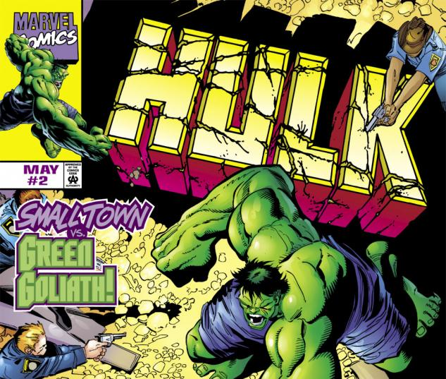 Incredible Hulk (1999) #2