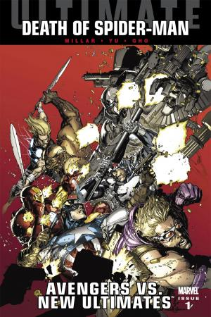 Ultimate Avengers Vs. New Ultimates #1