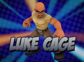Super Hero Squad Online: Meet Luke Cage