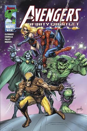 Avengers & the Infinity Gauntlet #3
