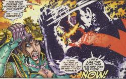 Avengers (1998) #3 art by George Perez