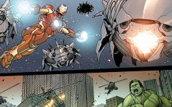 Sneak Peek: Avengers Assemble #9