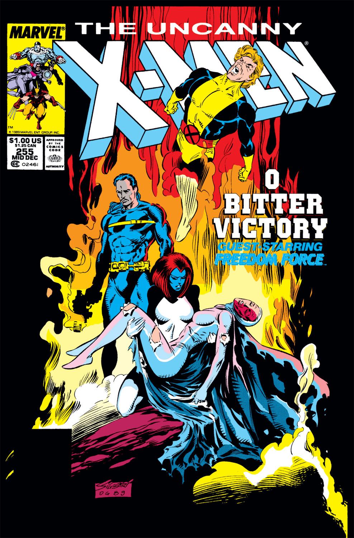 Uncanny X-Men (1963) #255