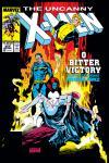 Uncanny X-Men (1963) #255 Cover