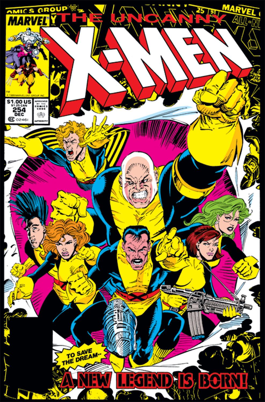Uncanny X-Men (1963) #254