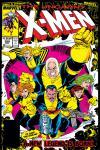 Uncanny X-Men (1963) #254 Cover