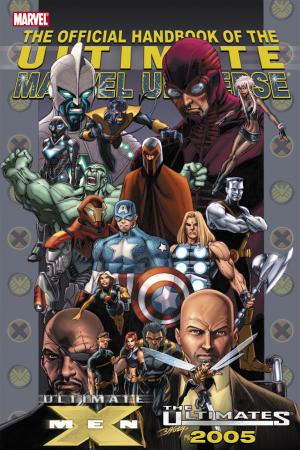 Official Handbook of the Ultimate Marvel Universe #2 Book 2 (2006) #1