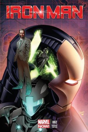 Iron Man (2012) #2 (Land Variant)