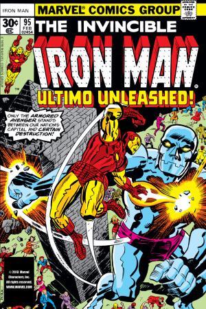 Iron Man #95