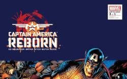 Captain America: Reborn (2009) #3
