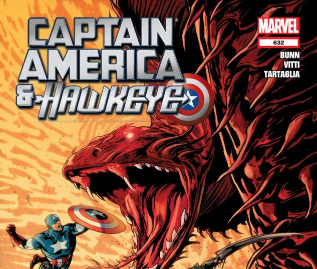 Captain America And... (2012) #632