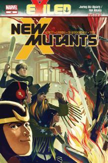 New Mutants (2009) #42