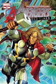 Avengers (2010) #34