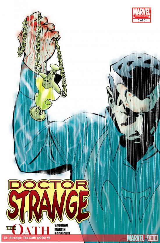 Doctor Strange: The Oath (2006) #5