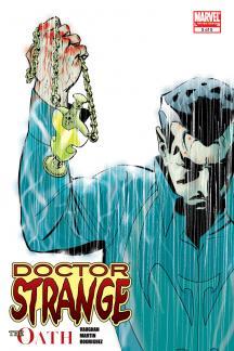Doctor Strange: The Oath #5