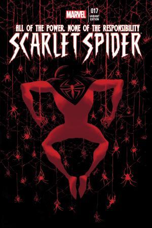 Scarlet Spider #17  (Dell'otto Variant)