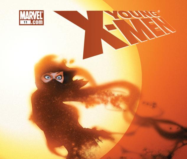 Young X-Men (2008) #11