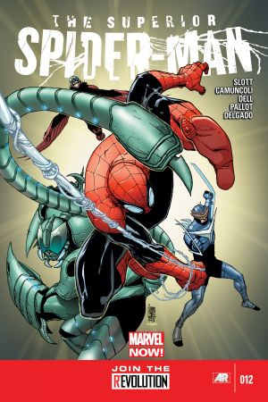 Superior Spider-Man (2013) #12