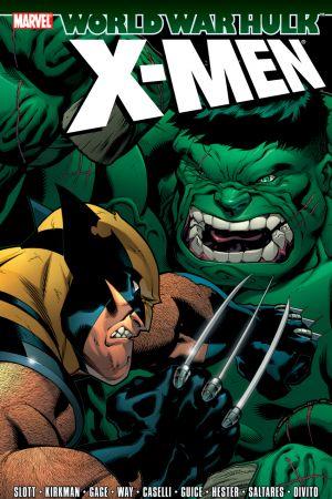 Hulk: Wwh - X-Men (Trade Paperback)