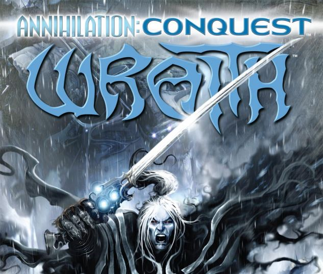 Annihilation Conquest: Wraith (2007) #3