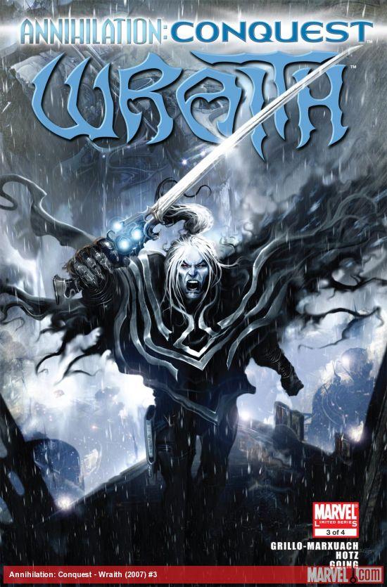 Annihilation: Conquest - Wraith (2007) #3