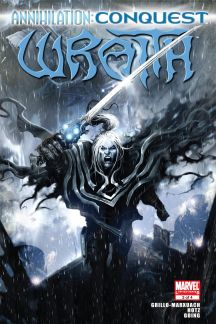Annihilation: Conquest - Wraith #3