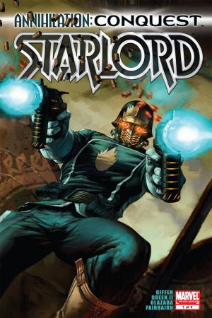 Annihilation: Conquest - Starlord (2007) #1