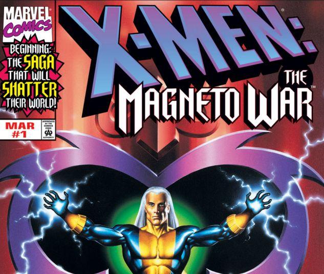 X-Men: Magneto War (1999) #1