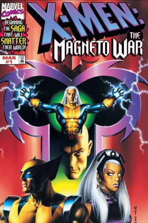 X-Men: The Magneto War  #1