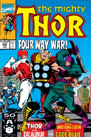 Thor (1966) #428