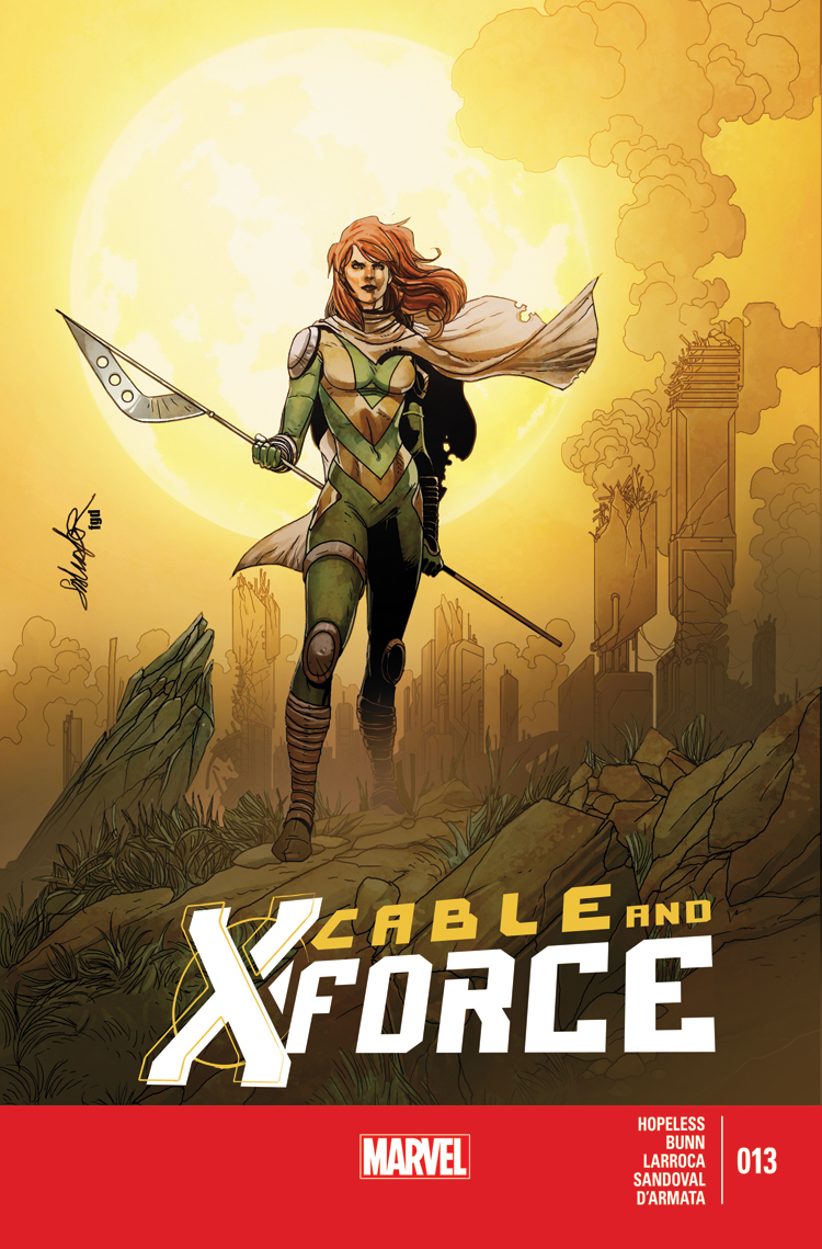 Cable and X-Force (2012) #13