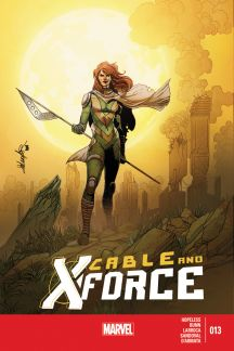 Cable and X-Force #13