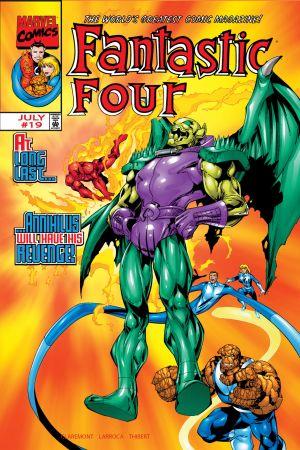 Fantastic Four (1998) #19