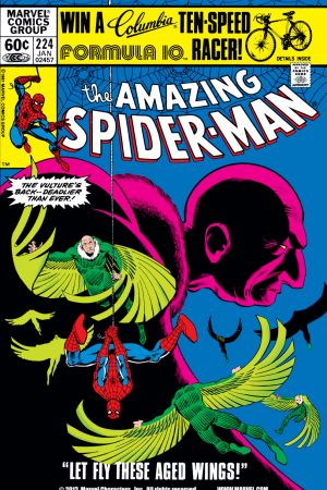 The Amazing Spider-Man (1963) #224