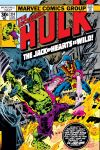 Incredible Hulk (1962) #214 Cover