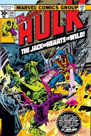 Incredible Hulk (1962) #214