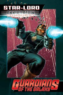 Star-Lord: Annihilation - Conquest #1