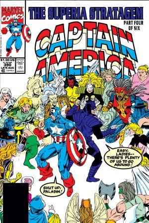 Captain America (1968) #390