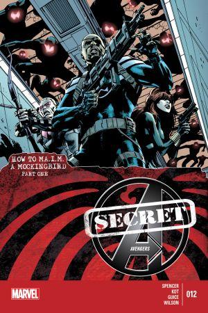 Secret Avengers (2013) #12
