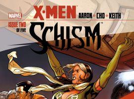 X-Men: Schism (2011) #2
