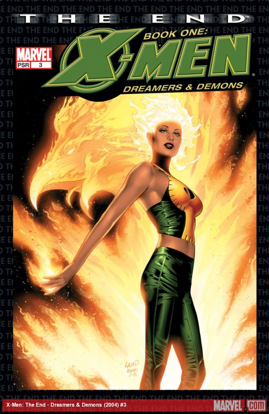 X-Men: The End - Dreamers & Demons (2004) #3
