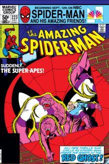 The Amazing Spider-Man (1963) #223