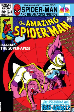 The Amazing Spider-Man (1963) #223