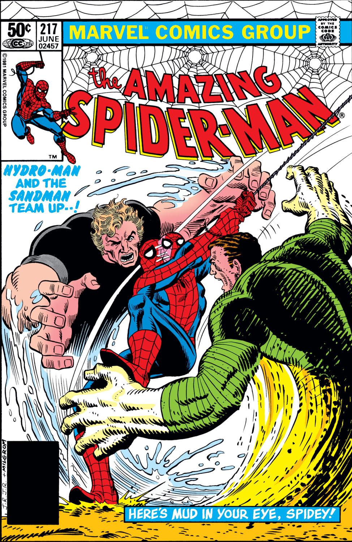 The Amazing Spider-Man (1963) #217