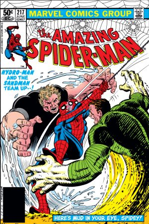 The Amazing Spider-Man (1963) #217