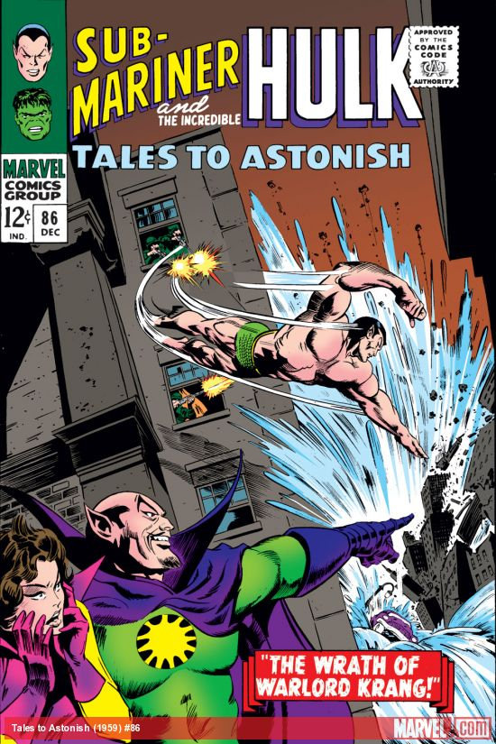 Tales to Astonish (1959) #86