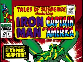 Tales of Suspense (1959) #84 Cover