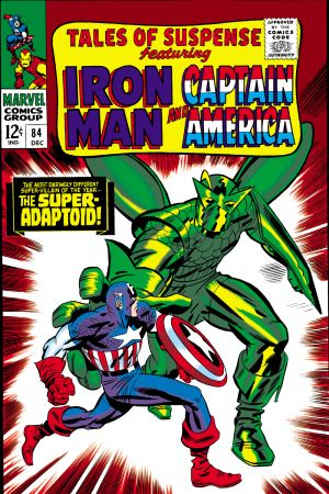 Tales of Suspense #84